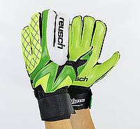 Перчатки вратарские Reusch (р. 8,9,10) FB-853-1, фото 1