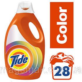 Жидкий стиральный порошок Tide Color 1.82 л