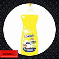 Средство для мытья посуды Barbuda Лимон + сода эффект 1 л (4820174691004)