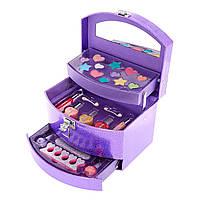"""Подарочный набор косметики """"Фиолетовый блеск"""""""