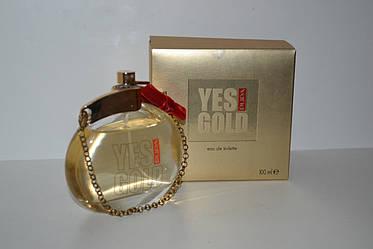 Женская туалетная вода PUPA YES GOLD, фото 2