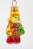Формовая игрушка символ года Собачка