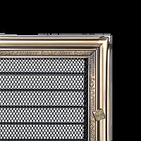 Решітка вентиляційна Рустикальна 17*30 жалюзі