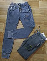 Спортивные утепленные штаны для мальчиков оптом, Sincere, 134-164 cм,  № AD-816, фото 1