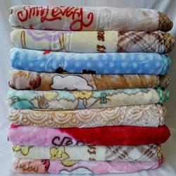 Детские тёплые двойные одеяла