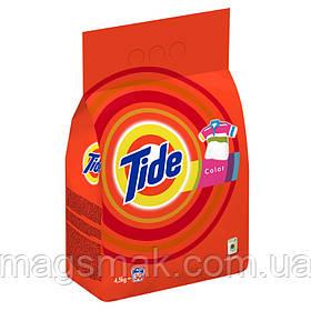 Стиральный порошок Tide Color автомат 4,5 кг