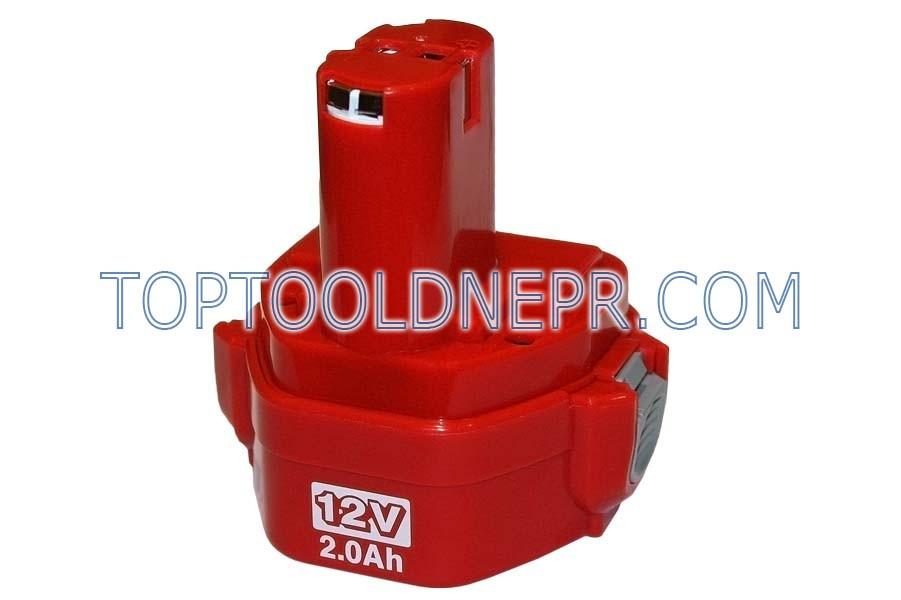 Аккумулятор для шуруповерта 12V Makita 6270 2А
