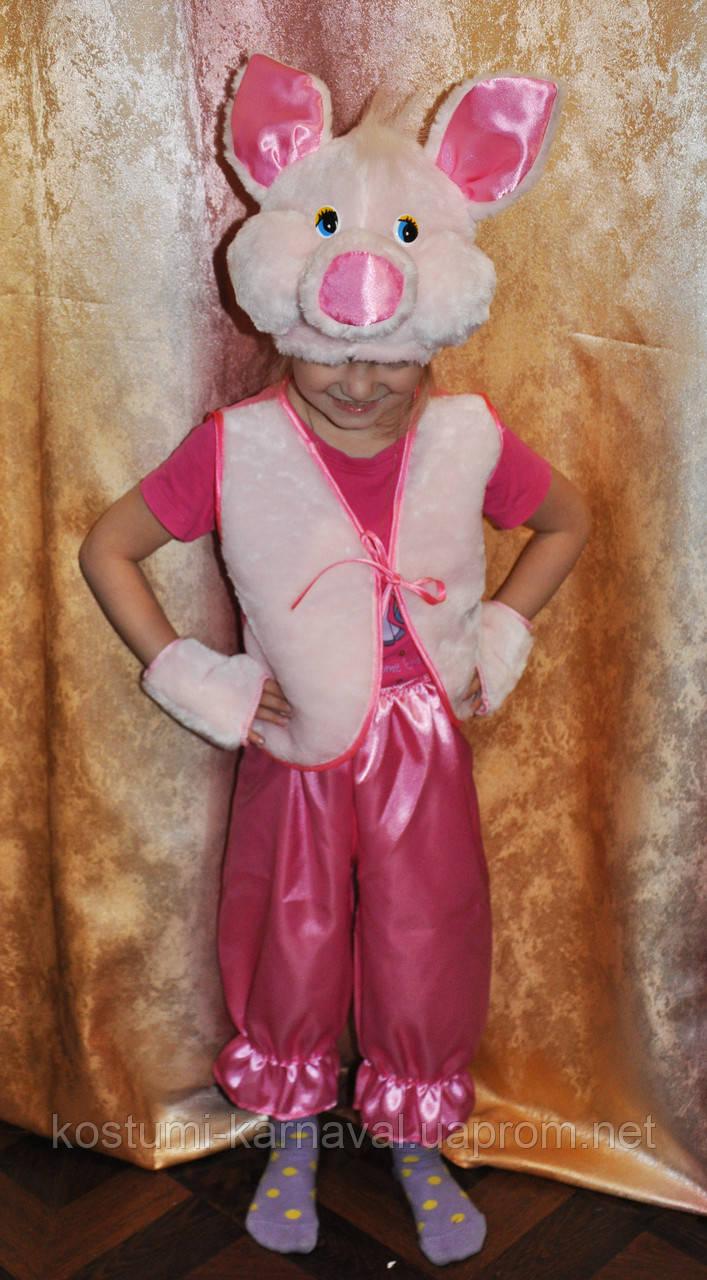 Карнавальный костюм Поросенок , Хрюша , Пяточок детский