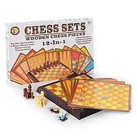 Шахматы 522 в коробке