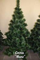 Сосна искусственная 180 см. Сосна ПВХ 1.8 метра зеленая
