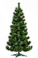 Сосна искусственная Микс 1.8 метра зеленая. Сосна ПВХ МИКС 180см
