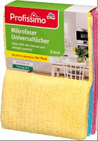 Универсальные тряпки из микро фибры Profissimo Mikrofaser Universaltucher