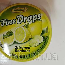 Леденцы лимонные 200 гр
