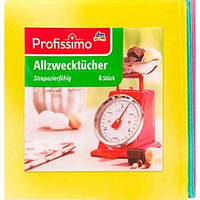 Вискозная тряпка для кухни Profissimo Allzwecktucher (6шт)