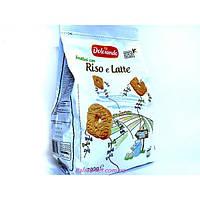 Печенье рисовое Frollini con Riso e Latte 700 г