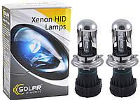 "Би-ксеноновые лампы ""Solar"" (6000K)(12V)(35W)"