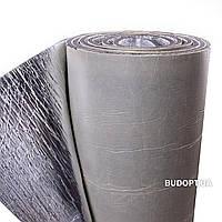 ISOLONTAPE 500 LA, 10мм (Изолон фольгированный самоклеющийся ППЭ 3010, изолонтейп)