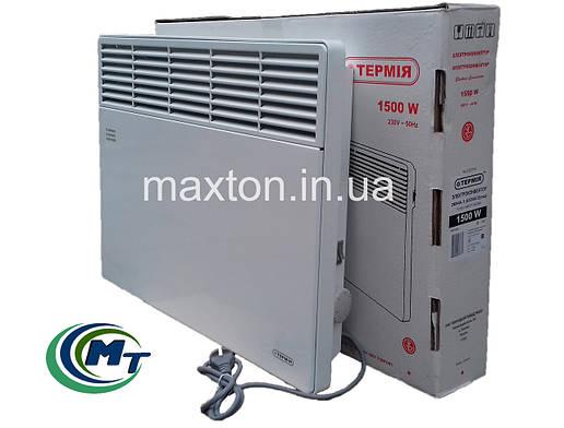 Электроконвектор Термия ЭВНА - 1,5 кВт (мбш) настенный, фото 2