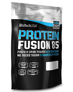 Протеин BioTech Protein Fusion 85 454 g