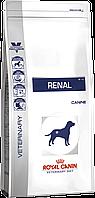 Корм для собак при хронической почечной недостаточности Renal Canine, 14 кг