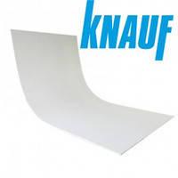 Knauf Гипсокартон арочный   6,5х1200х2500