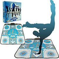 Танцевальный коврик X-TREME Dance PAD Platinum, коврик для танцев