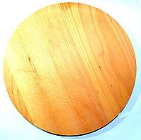 Подставка деревянная вращающаяся, Ø 40 см., фото 1