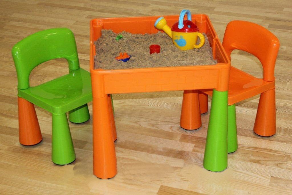 tega 903 Комплект детской мебели Tega Baby Mamut (стол + 2 стула)(мультицвет(Мulticolor)) 1090