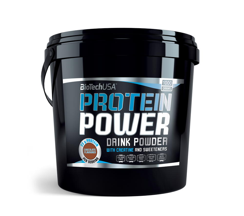 Протеин BioTech Protein Power 1 kg