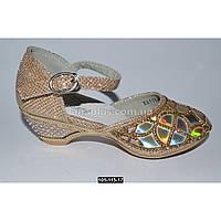 Нарядные туфли для девочки 26-31 размер, праздничные туфельки на утренник, выпускной