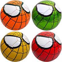 Мяч футбольный «Человек Паук» (арт.МФп)