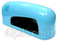 УФ лампа для ногтей Y.R.E - 906 на 9 ватт. Ультрафиолетовая лампа для сушки геля и гель-лака