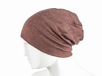 Стильная шапка зимняя теплая