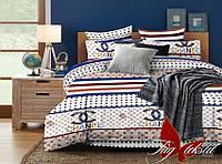 Комплект постельного белья MS-CY015 евро (TAG microsatin(evro)-037)