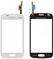Сенсор (тач скрин) SAMSUNG Galaxy Ace 3 (S7270, S7272, S7275) white (оригинал)