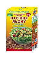 Семена льна в коробке Агросельпром 100 г