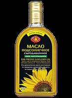 Масло подсолнечное сыродавленое Агросельпром 500 мл