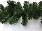 Гирлянда хвойная новогодняя 300 см, фото 2