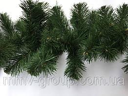 Гирлянда хвойная новогодняя 350 см