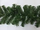 Гирлянда хвойная новогодняя 300 см, фото 3
