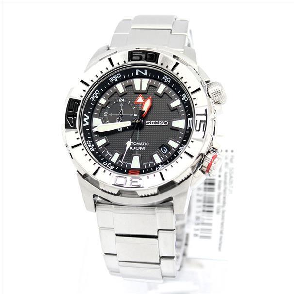 Часы Seiko Superior SSA057K1 Automatic 4R37 B