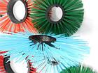 Щетка дисковая пропиленовая 130 х 550 мм, фото 2