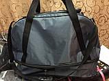 (25+10)*48*22-Спортивная дорожная сумка трансфомер только ОПТ, фото 4