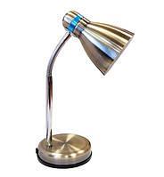 Настольный светильник DELUX TF-05 NEW E27 античная латунь