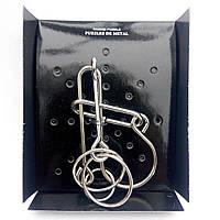 Головоломка металлическая проволочная Хитрый Крючок (Kaisiqi Puzzle)
