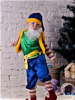 Детский новогодний костюм  Лесной Гномик