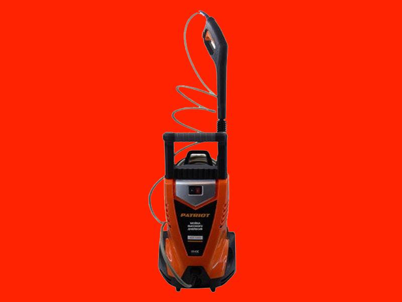 Мойка высокого давления PATRIOT GT 140 с забором воды