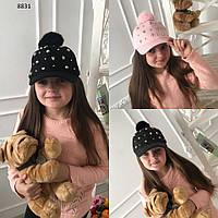 Детская кепка на холодную осень 8831 (16)