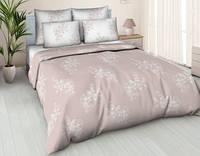Комплект постельного белья  Танец цветов  (рис.3).  Двуспальный. Бязь