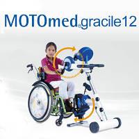 Ортопедическое устройство MOTOmed gracile 12 (для детей 594.013+ 152K)